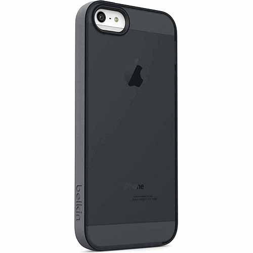 belkin iphone 5 case belkin grip sheer for iphone 5 walmart 9834