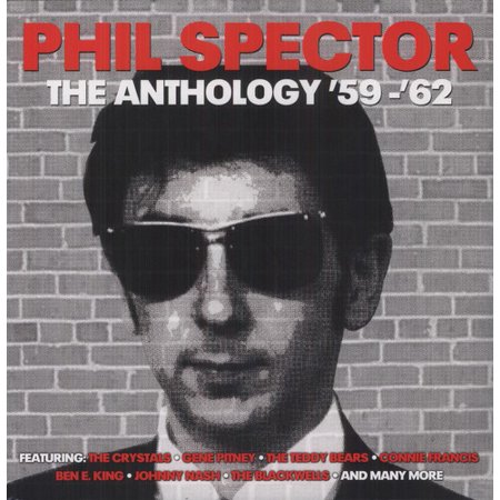 Phil Spector   Anthology 1959 62  Vinyl