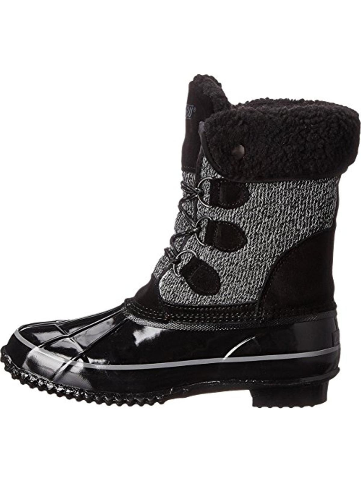 Khombu Womens Jilly Suede Pac Winter Pac Suede Boots 601941
