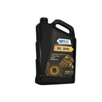 Miles All Spec 15W40 Heavy-Duty Diesel Motor Oil, 5-Quart Bottle, Pack of 4