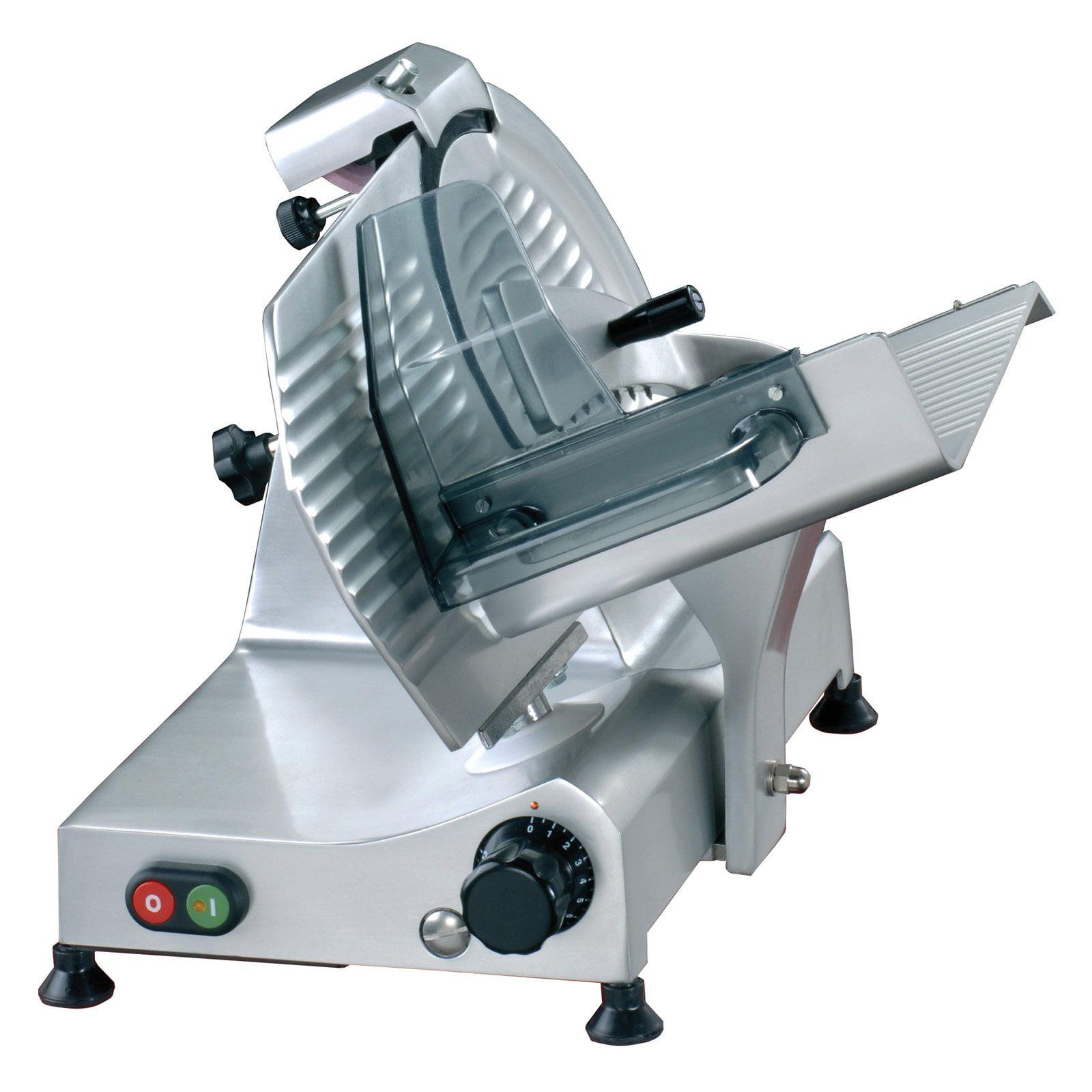 Omcan 250R 10 in. Commercial Food Slicer