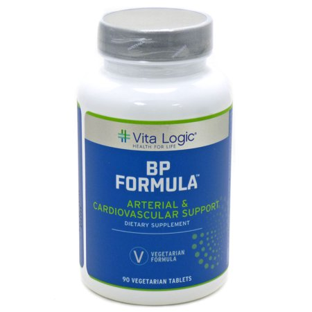 Blood Pressure Formula by VitaLogic 90 Tablets ()