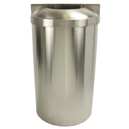 frost products receptacle 16 gallon trash can. Black Bedroom Furniture Sets. Home Design Ideas