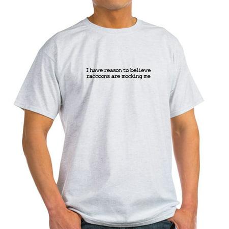 CafePress - Reason To Believe (Black Arista Text For Light Shi - Light T-Shirt - CP