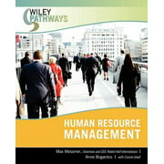 Wiley Pathways Human Resource Management Paperback