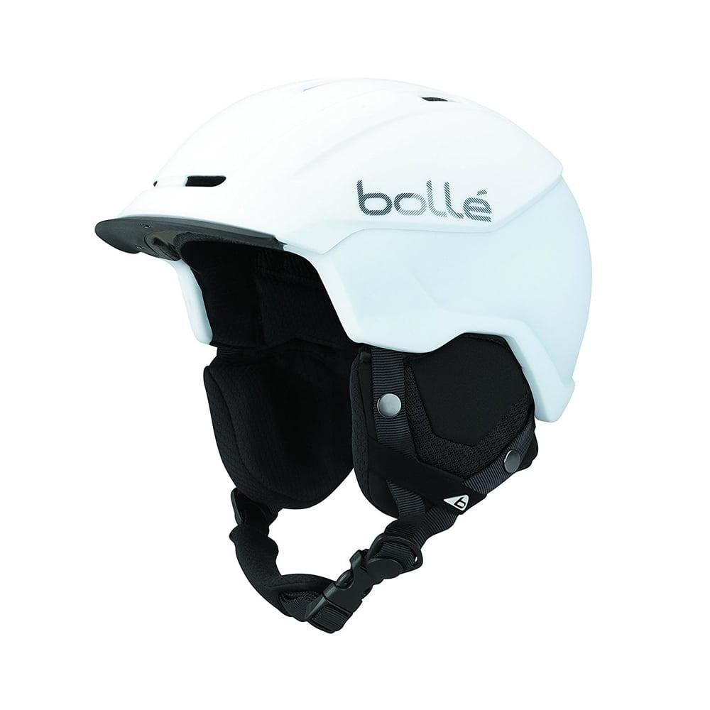 Bolle Winter Instinct Soft White & Grey 51-54cm 31519 Ski Helmet BOA Closure by Bolle