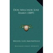 Don Melchor Jose Ramo (1889)