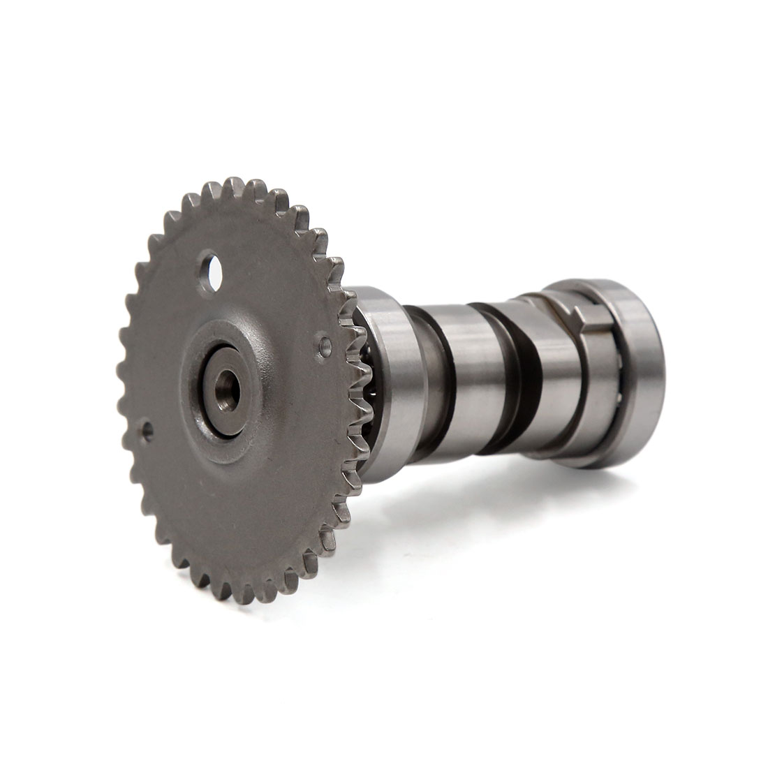 Steel Motorcycle Scooter Timing Gear Intake Exhaust Cam Camshaft for Honda WH125 - image 4 of 4