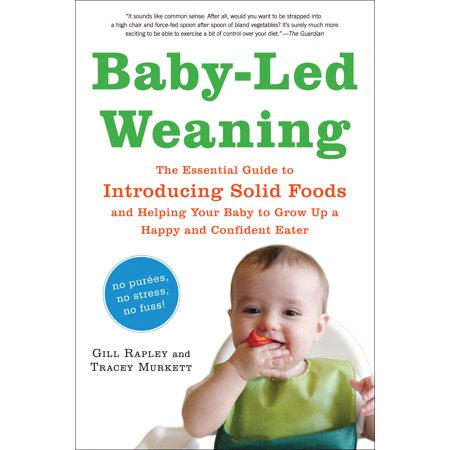Baby-Led Weaning - Paperback
