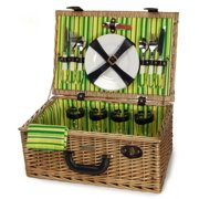 Willow Picnic Basket from Picnic and Beyond