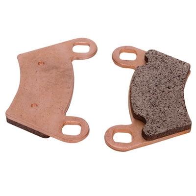 EBC Rear Left Brake Pads - Sintered Metal