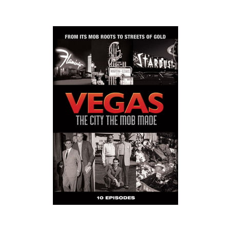 Vegas: The City the Mob Made (DVD)