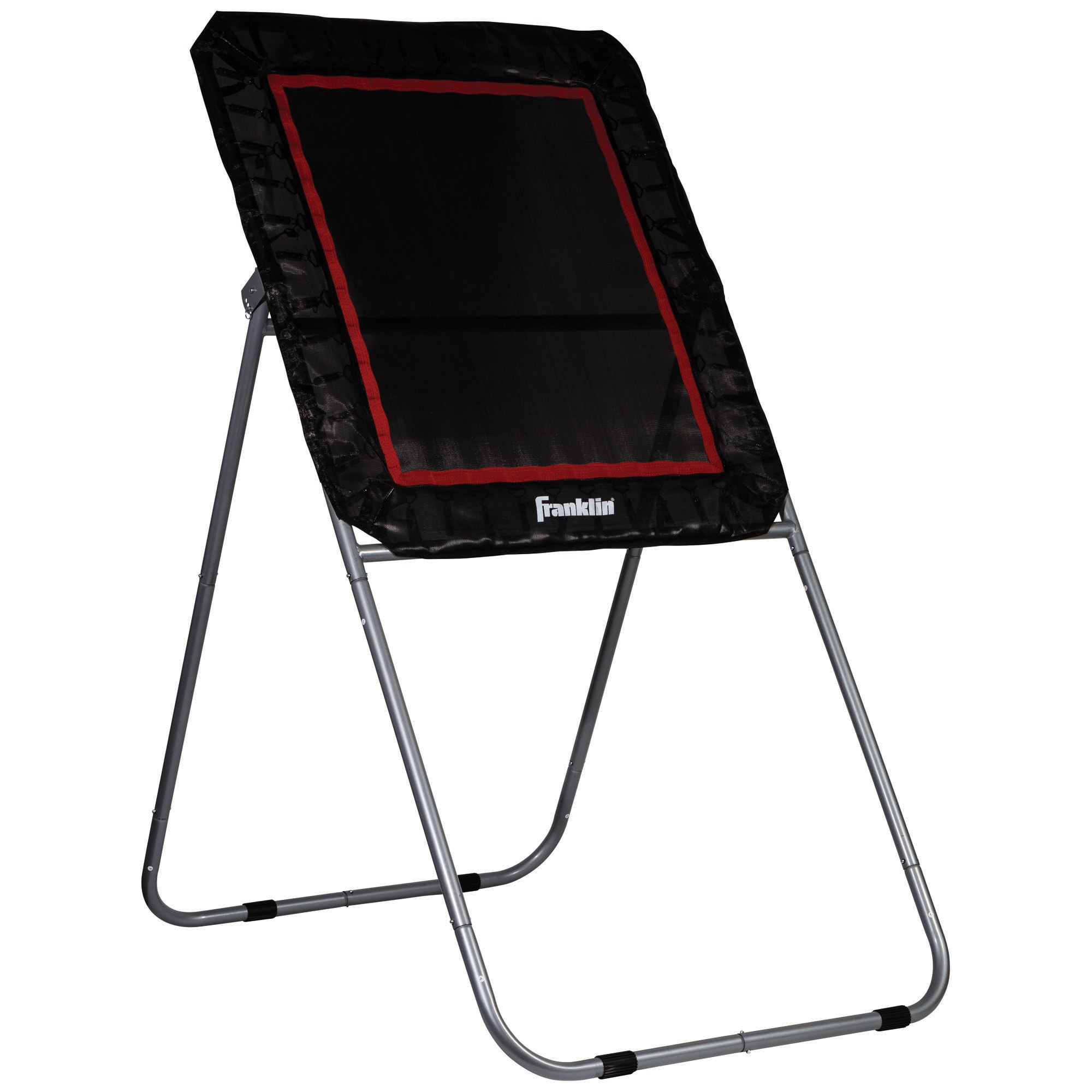 Franklin Sports 4' x 3' Lacrosse Rebounder Steel Trainer by Franklin Sports