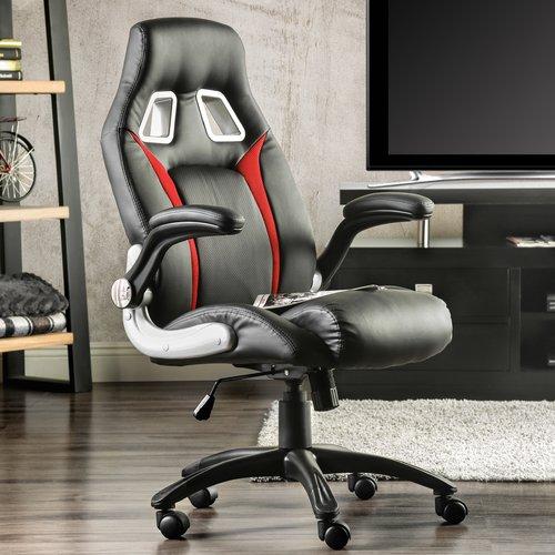 Hokku Designs Street Racer Gaming Chair by Enitial Lab