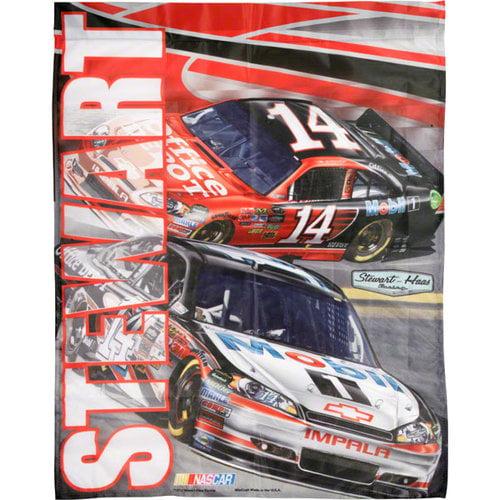 Tony Stewart Vertical Flag: 27x37 Banner