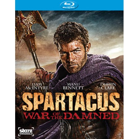 Spartacus: War of the Damned - The Complete Second Season (Blu-ray)