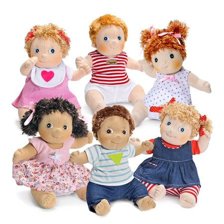 Handmade Kids - Rubens Barn Kids Doll - Handmade Soft Baby Dolls for Kids
