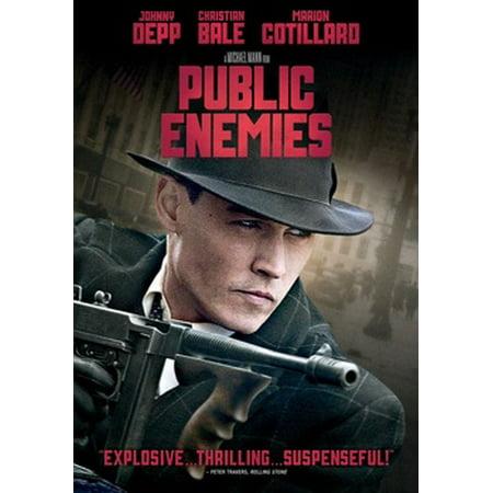 Public Enemies (DVD) (Public Enemies Trailer)