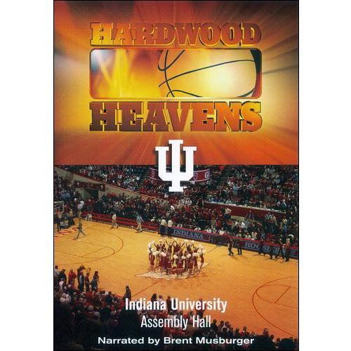 Hardwood Heavens: Indiana University - Assembly Hall (Widescreen)