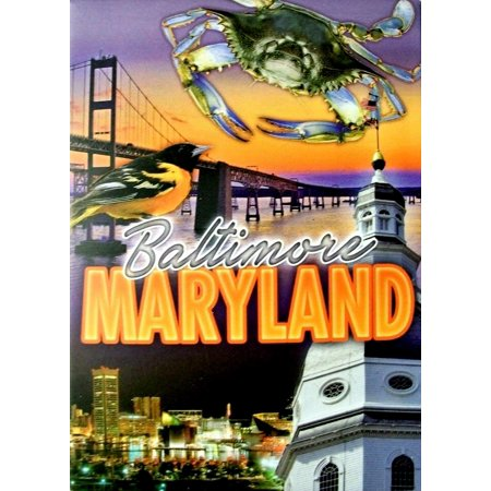 Baltimore Maryland Souvenir Playing Cards ()