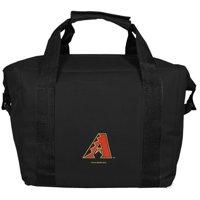 Arizona Diamondbacks Black 12-Pack Kooler Bag - No Size