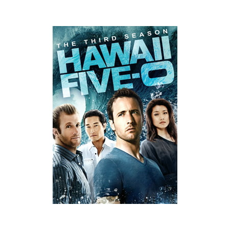 Hawaii Five-O (2010): The Third Season (DVD)