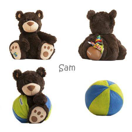 Buddy Ball - Sam Chocolate Bear (Bear Balls)