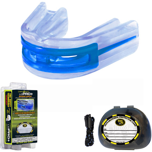 Brain Pad LPP-02 Blue Mouth Guard