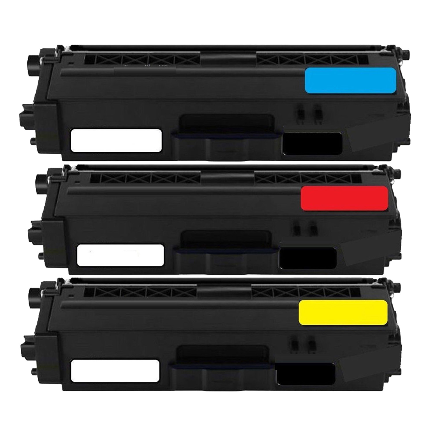 3 Pack New Compatible with Brother TN336C TN336M TN336Y Toner Cartridge for Brother HL-L8250CDN MFC-L8600CDW