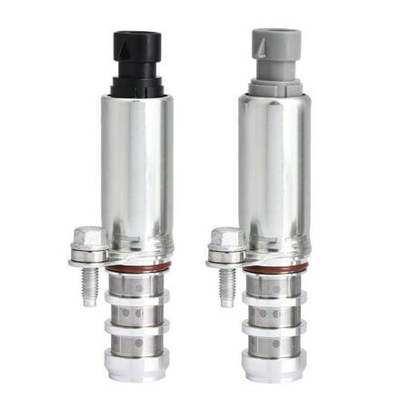 WALFRONT Intake Exhaust Camshaft Position Actuator Solenoids for Buick Chevrolet GMC Pontiac, 12646784,12628348