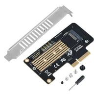 LYUMO NGFF M.2  Mkey NVME SSD to PCI-E 4X Adapter Extender Riser Card, SSD to PCI E, Extender Riser Card