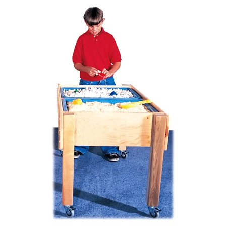 Deluxe Double Sensory Table Toddler