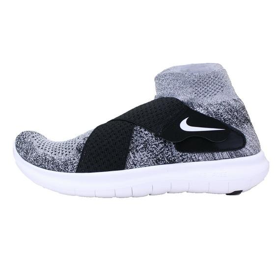 f19abba799c4e Nike - NIKE FREE RN MOTION FK FLYKNIT 2017 RUN SZ 15 OREO GREY BLACK ...