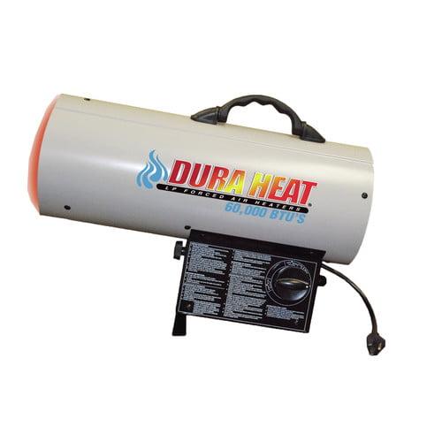DuraHeat 60,000 BTU Portable Propane Forced Air Utility Heater