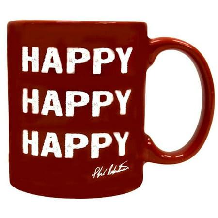 Duck Commander Happy Happy Happy Coffee Mug
