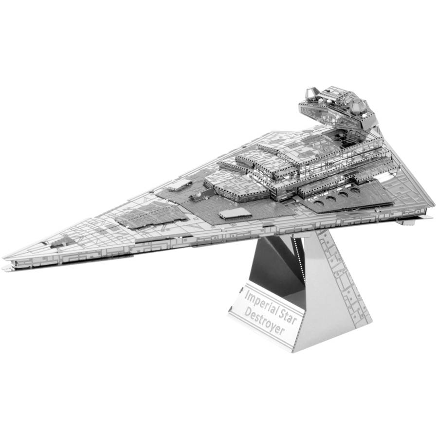 Metal Earth 3D Laser-Cut Model, Star Wars Imperial Star Destroyer by Fascinations