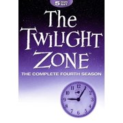 The Twilight Zone: Season 4 (DVD) by