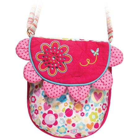 Daisy Toy Bag (Douglas Cuddle Toys Daisy Bird Sparkle)