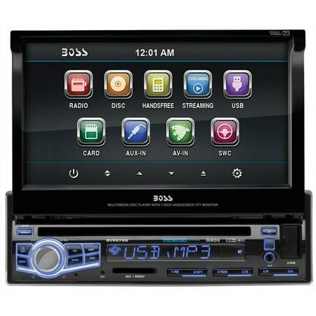 Boss Bv9976b Car Dvd Player - 7