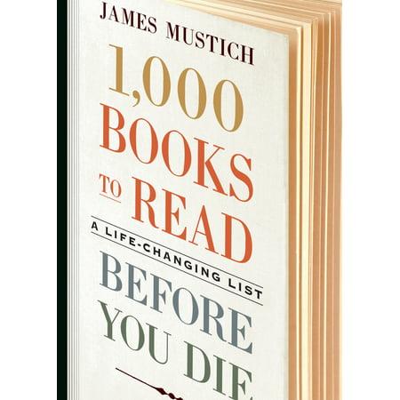 Read Or Die (1,000 Books to Read Before You Die -)