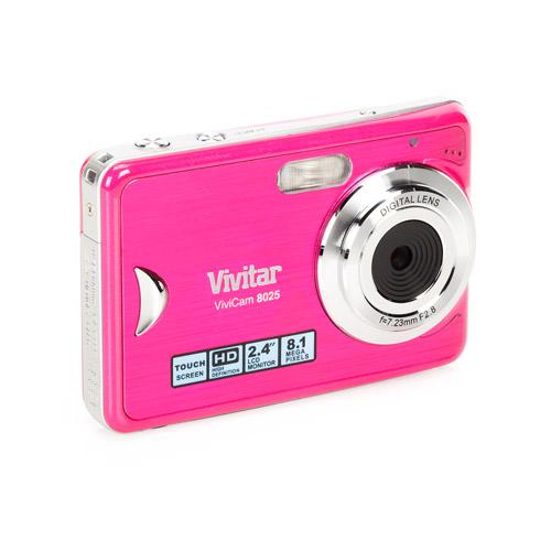 Sakar Vivitar 8.1 Mp Digital Camera Pink