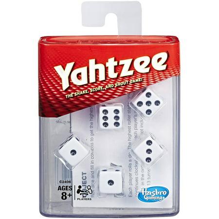 Yahtzee - Lawn Yahtzee