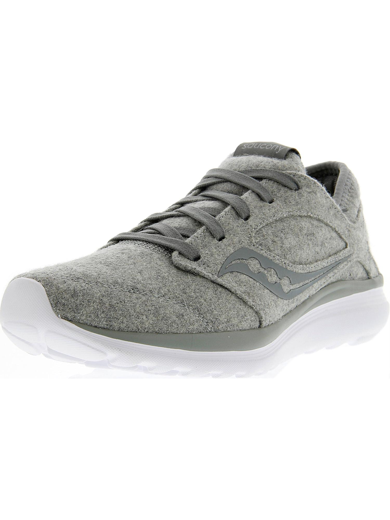 Saucony Women's Kineta Relay Wool Grey Ankle-High Running Shoe - 9M