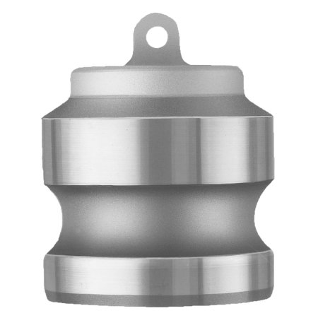 PT Coupling 1001220Basic Standard Series 20W Aluminum Cam and Groove Hose Fitting, W-Adapter, 2'