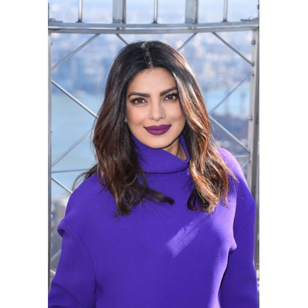 Priyanka Chopra In Attendance For Priyanka Chopra Promotes AbcS Quantico At Empire State Building Empire State Building New York Ny November 11 2016 Photo By Derek StormEverett Collection (Priyanka Chopra Best Photos)