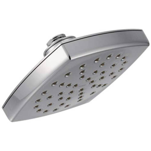 """Moen S6365EPORB Voss 6"""" Single Function Shower Head, Available in Various Colors"""