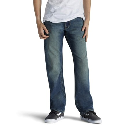 Lee Boys Sport Xtreme Straight Leg Jeans Sizes 8-18 & Husky