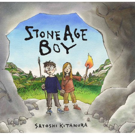 Stone Age Boy (The New Image Of Stone Age People)