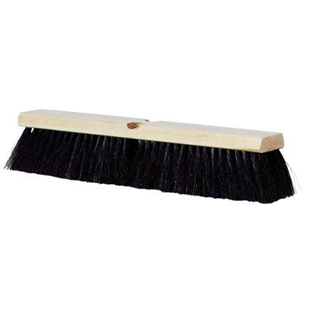 """DQB Ind. 18"""" Tampico Push Broom 10662"""