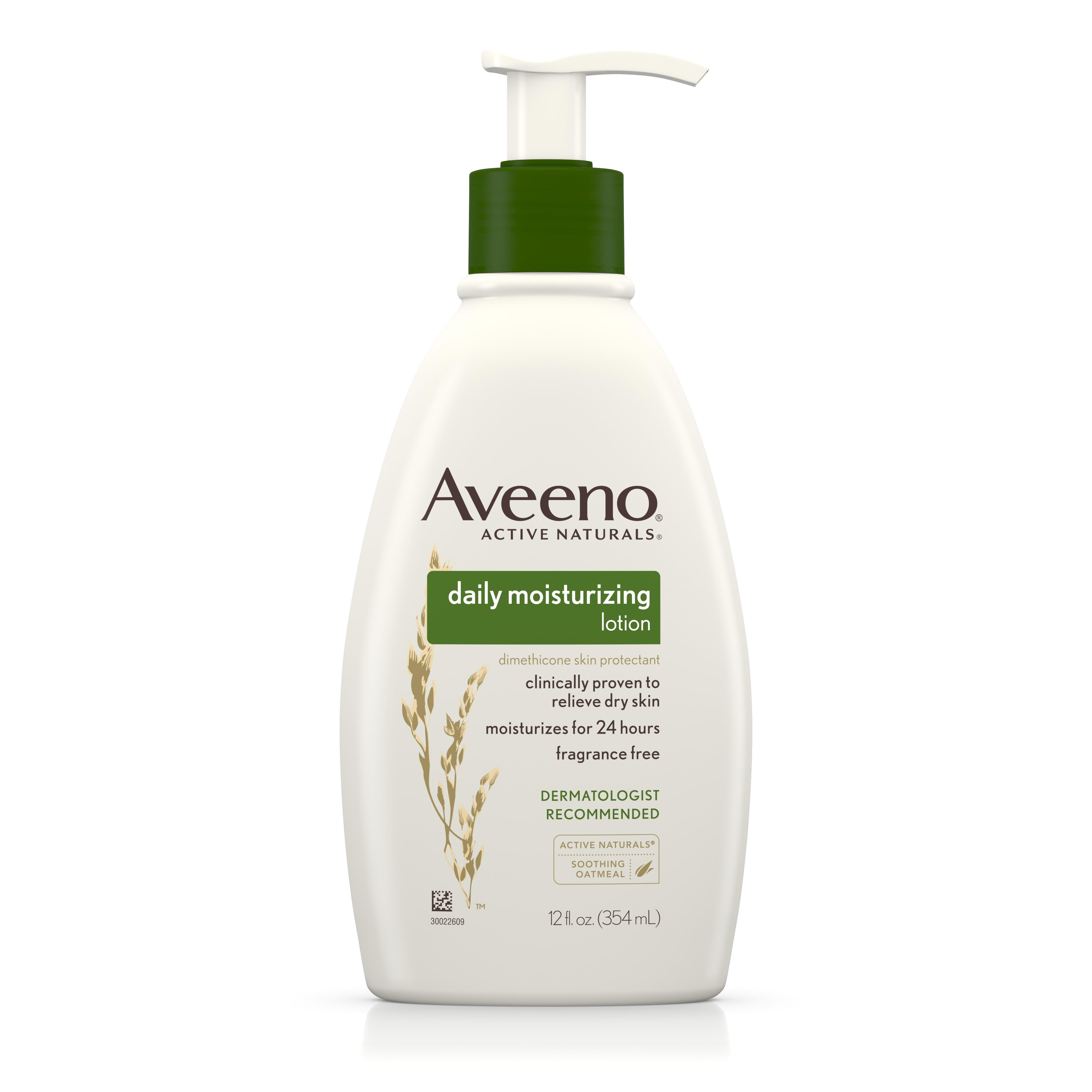 Aveeno Daily Moisturizing Lotion For Dry Skin, 12 Fl. Oz - Walmart.com